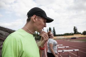 Trener biegania - Jacek Wichowski